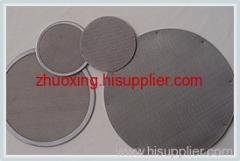 round oil filter