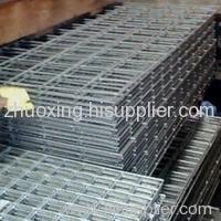 Electro galvanized Welded Mesh Panel
