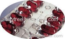 Pharma-grade PVC/PVDC coated film