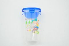 Clear Water Bottles