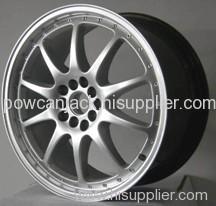 BK008 alloy wheel for a car