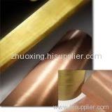 China copper wire mesh