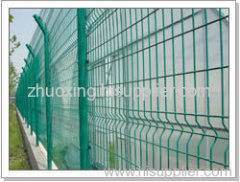 double wire fence netting