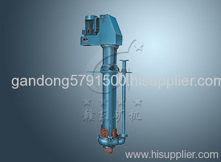 SP Series Submerged Slurry Pump