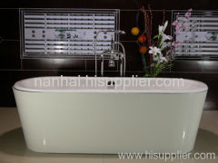 67'' freestanding bathtub