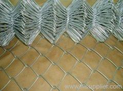 Galvanized Chain Link for galvanized wire