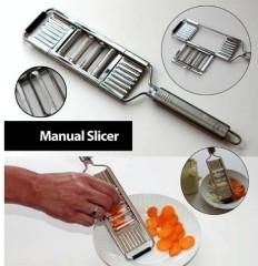 Manual Slicer