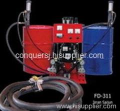 high pressure PU foam spraying equipment