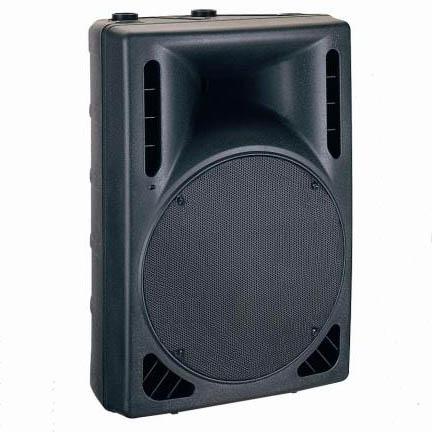 "15"" A series plastic speaker cabinet"