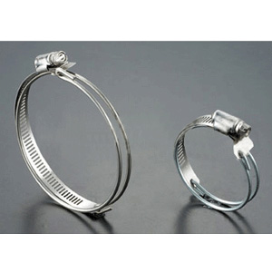 Wire Half Grip Clamp (galvanized steel or stainless steel)