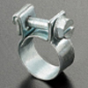 Mini type Hose Clamp (Screw:M5 hex-head)