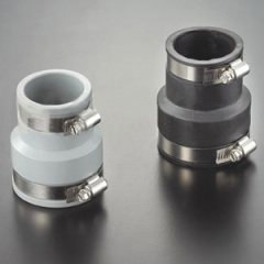 Flexible Couplings-Reducer hose clamps