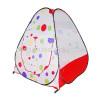 Round point tent