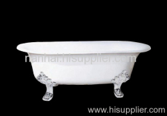 cast iron enameled bathtubs