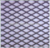 Galvanized expanded metal plates