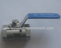 China ball valves