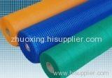 Orange fiberglass cloth