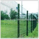 standard welded wire fence