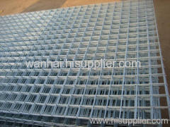 steel wire welded fence