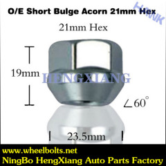 Lock wheel nuts