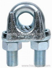 JIS Type Wire Rope Clip