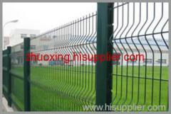 green General Welded Fence