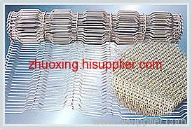 woven iron wire conveyor belt