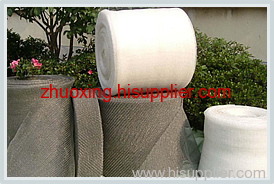 yellow Knitted Filters Wire Mesh
