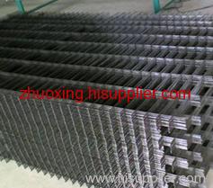 electric Galvanized Wire Mesh Panel