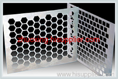 Stainless Steel Perforated Metal Filters