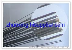 Binding straight cut iron wire