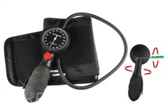 Palm Type Blood Pressure Apparatus