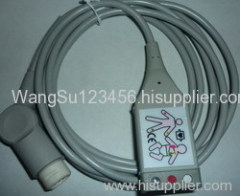Philips ECG Trunk Cable 3 leads