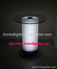 led light table for party and club