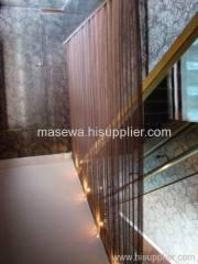 mesh drapery / Aluminum curtain