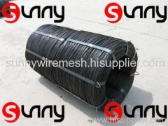 black gauge wire small coil