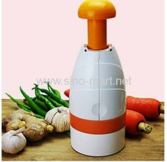 Onion vegetable chopper