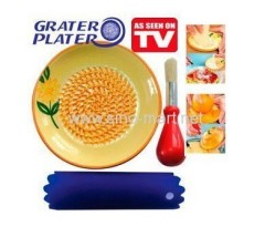Grater Plater as seen on tv