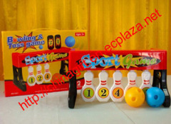 bowling toy & toss game