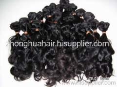 100% brazilian hair weft
