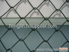 pvccoated chain link fences