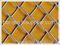 Galvanized Chain Link Fences