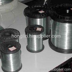 spool electro galvanized wires