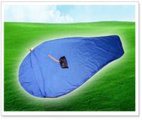 silk sleeping bag