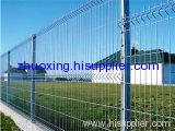 blue General Welded Fence Netting