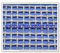 Stainless steel square wire meshes