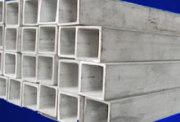 Q235 stainless steel rectangular pipe