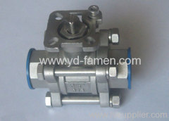 stainless ball valves