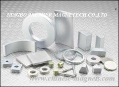 Segment Magnets for Motor