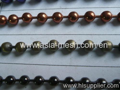 metal bead curtain